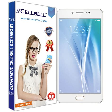Tempered Glass Color Warna Vivo V5 Tempered Glass Cover 3d vivo v5 tempered screen glass cellbell