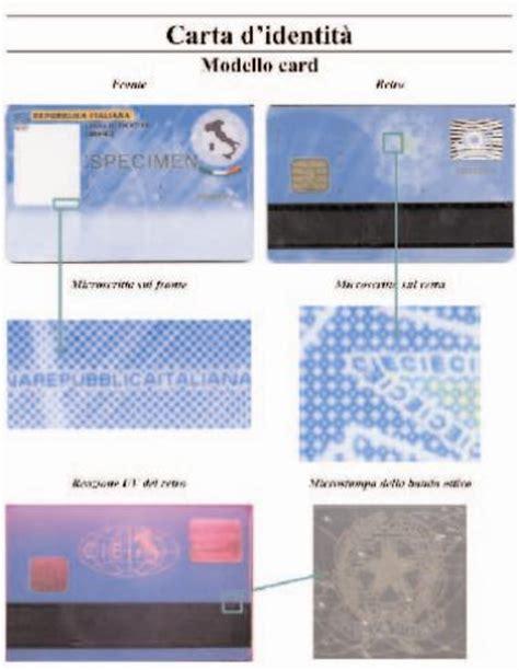 carta di soggiorno elettronica i vari aspetti dell identificazione personale