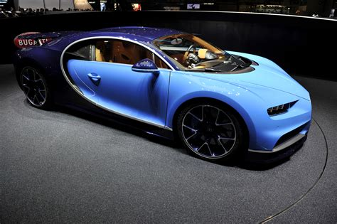 bugatti chiron fuel efficiency figures are better than the