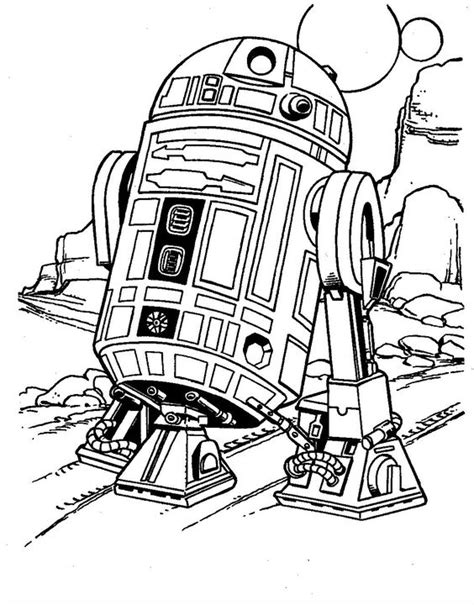 r2d2 coloring pages printable r2d2 coloring page coloring home