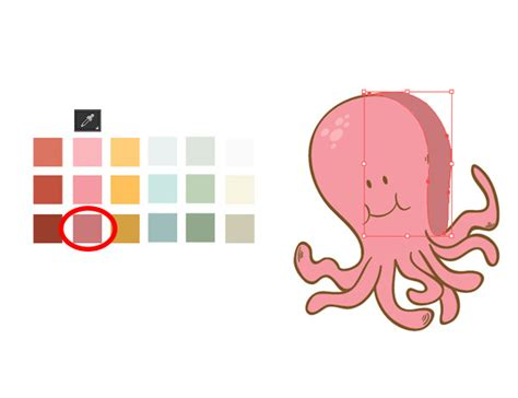 illustrator tutorial octopus create a summer underwater seamless pattern in adobe