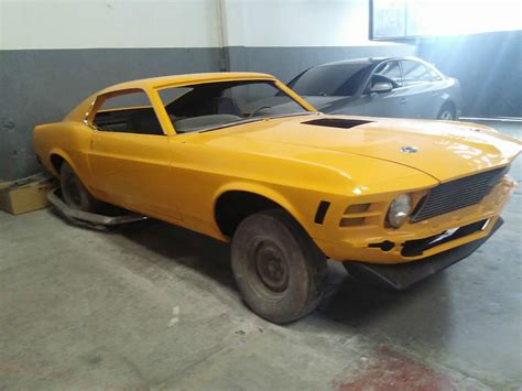 ford numbers 1970 ford mustang mach i fastback matching numbers 428