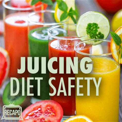 Side During Detox by Dr Oz Juicerexia Juice Cleanse Side Effects Food