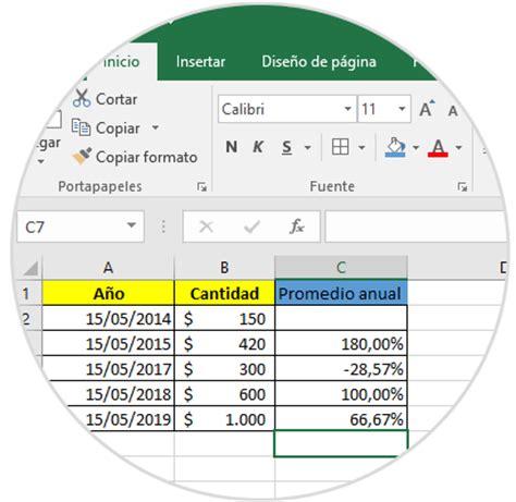tasa de crecimiento anual compuesto wikipedia la c 243 mo calcular tasa de crecimiento promedio anual excel
