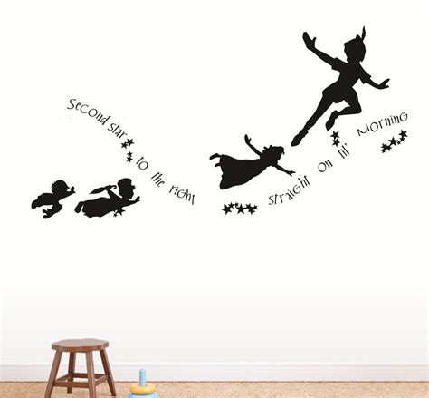 peter pan silhouette tattoo pan silhouette clipart clipart suggest