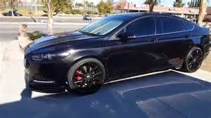 my custom 2013 ford fusion pt 4