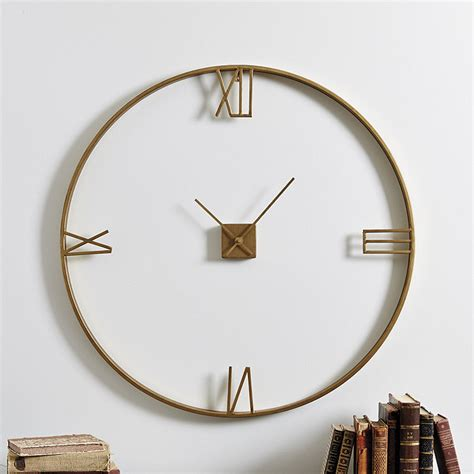 ballard designs clocks edison clock ballard designs