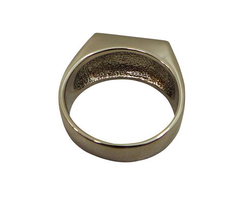 wholesale joblot of 10 mens silver rings in box