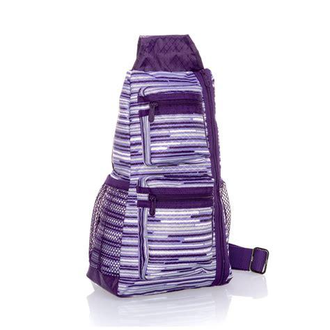Souvenir Back Pack Kidstas Ransel 31 geo stripe sling back bag thirty one gifts