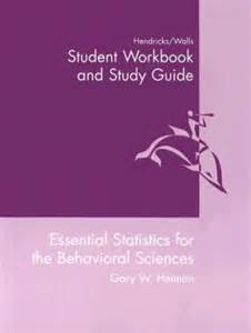 essential statistics for the behavioral sciences books science book covers 400 449
