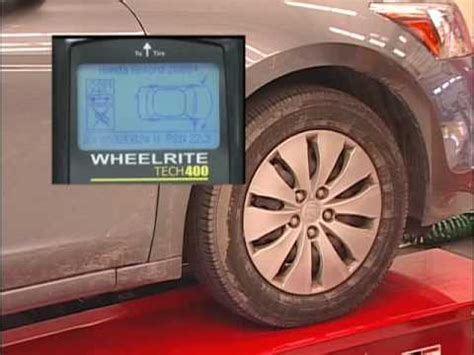 honda accord tpms tire pressure monitoring system youtube