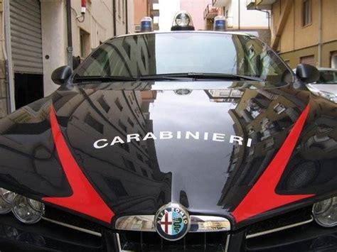 volante dei carabinieri tentato omicidio ad itri 34enne ferisce il padre con un