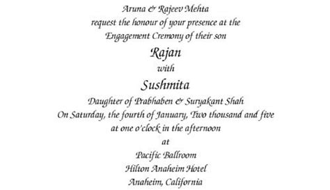 indian engagement invitation cards templates wording templates for hindu muslim sikh christian