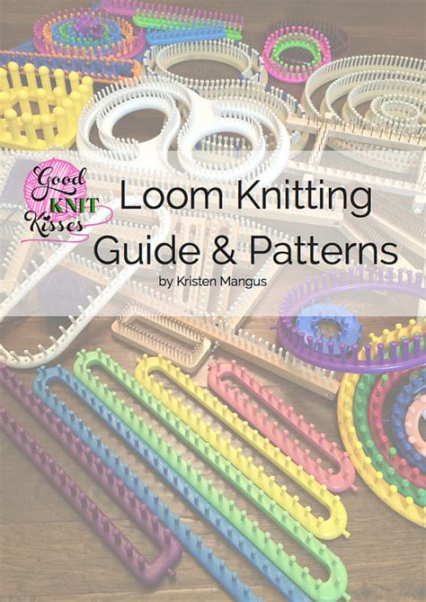knitting guide pdf loom knitting guide patterns 2nd edition