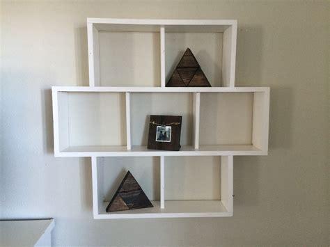 building wall shelves diy wall shelf