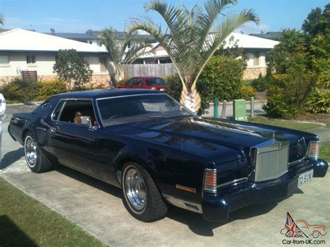 2 Door Lincoln by 1973 Lincoln Continental 2 Door Coupe In Brisbane Qld