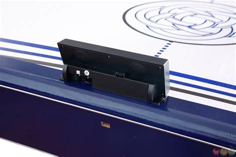 electric air hockey carmelli ng1038h phantom 89 quot premium electric air hockey