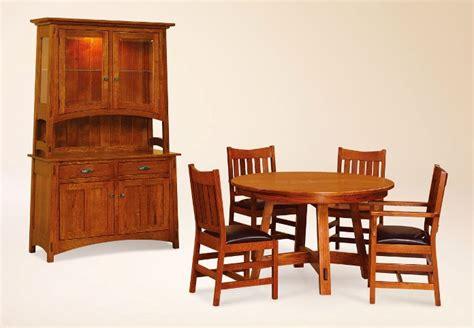 amish dining room set 45