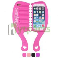 girly moschino 3d comb soft silicone back for iphone 6 fit design