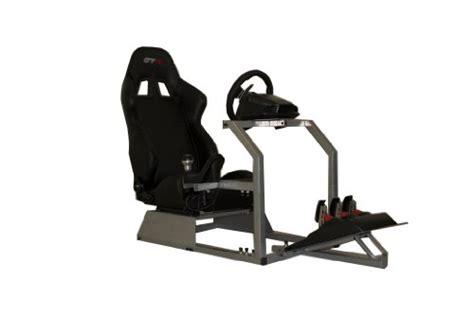 Driving Simulator Chair by Gtr Simulator Gta Model With Real Racing Seat Driving