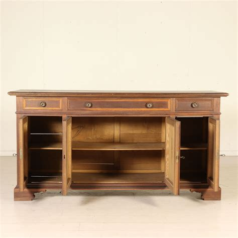 credenza in stile credenza in stile rinascimento mobili in stile bottega