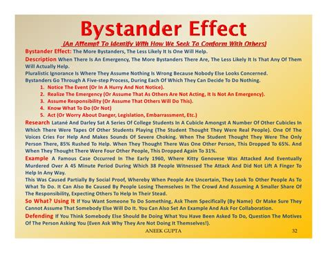 Bystander Effect Essay by Bystander Behavior And Concepts And Principles Learned Writerquest X Fc2