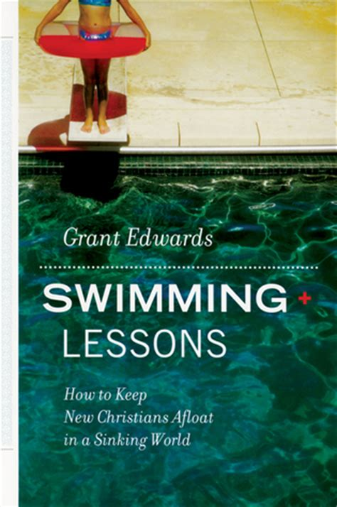 swimming lessons books swimming lessons how to keep new christians afloat in a