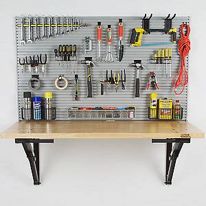 bench solutions fold away workbench workbench idealwall kit bench solution