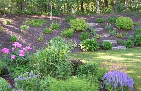 hill landscaping ideas rocky hill landscaping ideas home design ideas