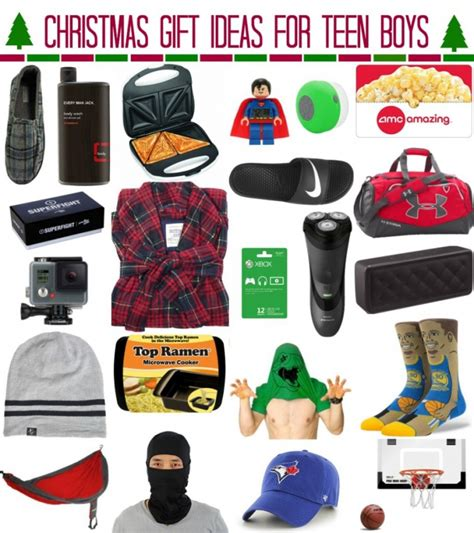 christmas gift ideas for teen boys 187 whatever