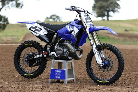 Chad Reed Ktm Ride Chad Reed Inspired 2017 Yamaha Yz250 Motoonline Au