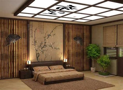 asian bedroom decor nature asian bedroom with bonsai decor