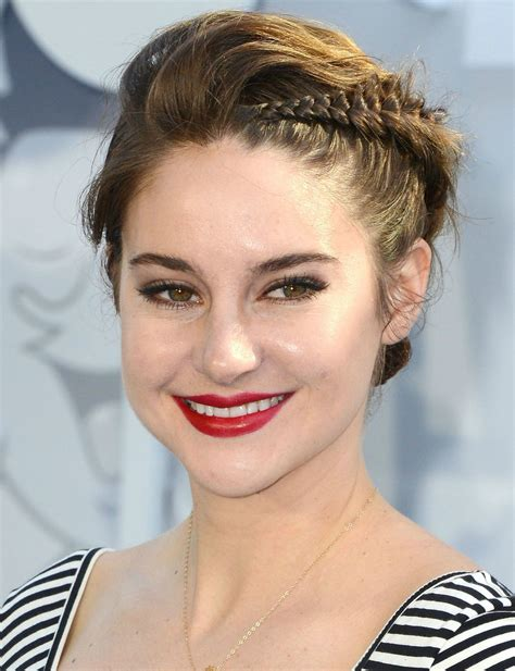Shailene Woodley Hairstyles by Braid Hairstyle Ideas On Kate Bosworth And