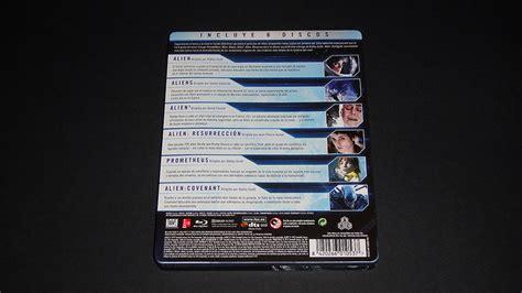 Film Blu Ray Quanto Pesa | fotograf 237 as del steelbook de aliens boxset en blu ray