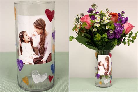 diy mothers day crafts s day crafts for diy photo vase