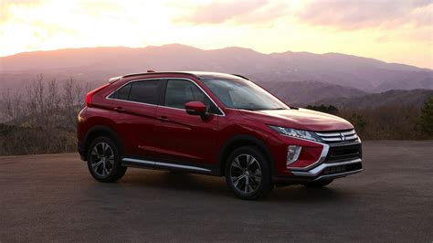 mitsubishi eclipse cross pictures  wallpapers top speed