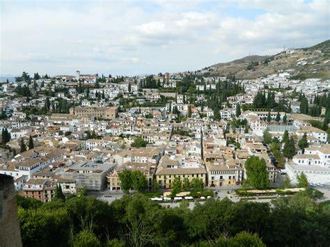 Alhambra Gardens, Granada ? Versus Blurb