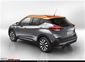 Nissan Compact Suv Nissan Working On Compact Suv To Take On Ford Ecosport