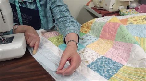 How To Make A Quilt From Start To Finish by Make A Baby Quilt Part 4 Fabric Selection Assembly