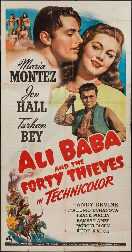 fantasy film nights münchen movie posters fantasy ali baba and the forty thieves