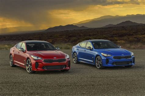 Car Wallpaper Hd Pc Display Problems by Wallpaper Of The Day 2018 Kia Stinger Pictures Photos
