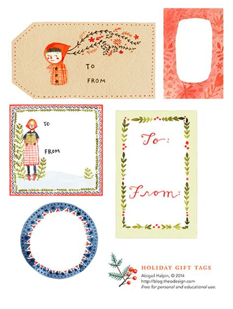 printable gift tags for hand knits 11 wonderful gift tags for your wonderful hand knits