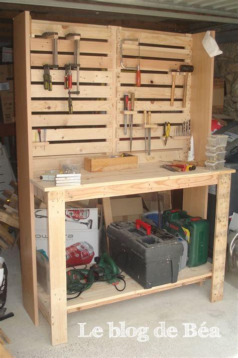 etabli de jardin 17 meilleures id 233 es 224 propos de rangement outils jardin sur rangement jardin outils