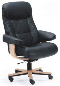 Small Leather Desk Chair Fjords 215 Muldal Soho Ergonomic Leather Office Chair Scandinavian Lounge Chair