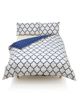 M And S Bedding Sets Talah Print Bedding Set M S