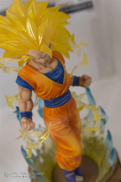 Figuarts Zero Goku by Figuarts Zero Saiyan 3 Goku