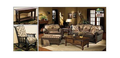 cabelas couch cabela s pine cone lodge furniture collection cabela s