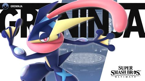 super smash bros ultimate greninja wallpapers cat