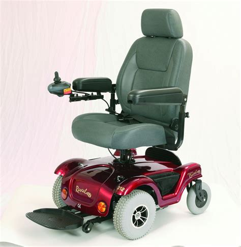 Electronic Wheel Chair 312 turnabout electronic wheelchair