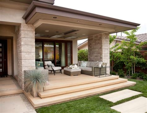 backyard porch ideas pictures beach modern outdoor living contemporary porch san